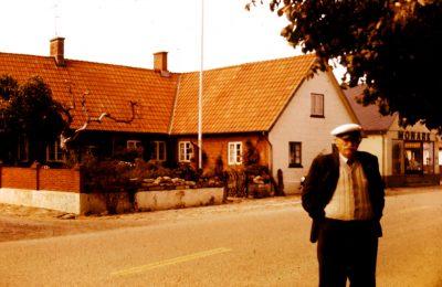 091 Skillinge.Lancings gård.Skeppar Åkesson-63